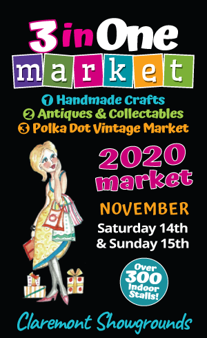 November Market Claremont Showgrounds